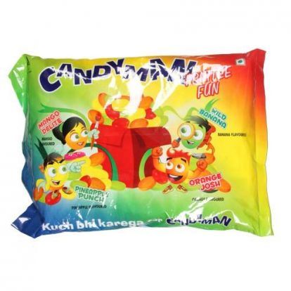 Candyman Fruitee fun 390 Gm